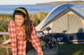 Cavendish Campground, Prince Edward Island National Park