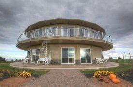 Around The Sea Rotating House