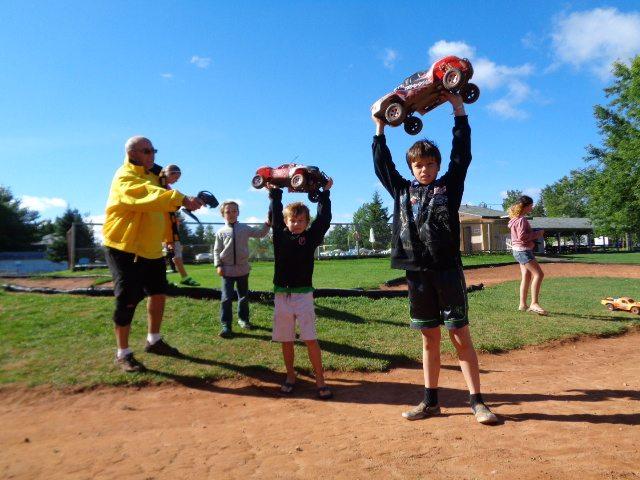 Cavendish KOA Campground