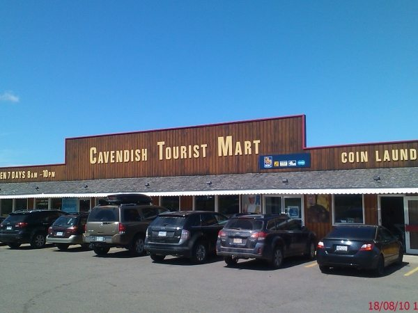 Cavendish Tourist Mart