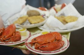 Fisherman's Wharf Lobster Suppers