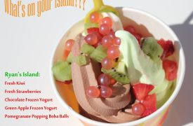 Islands Frozen Yogurt
