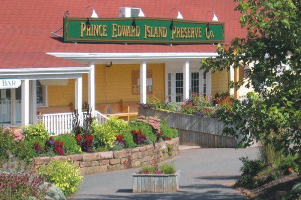Prince Edward Island Preserve Company Restaurant