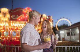 Sandspit Amusement Park