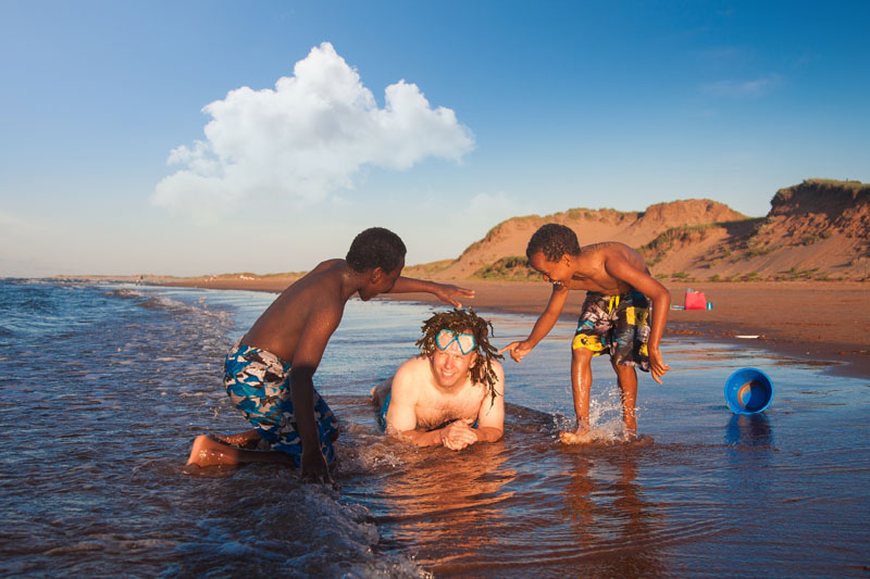 Brackley Beach – PEI National Park