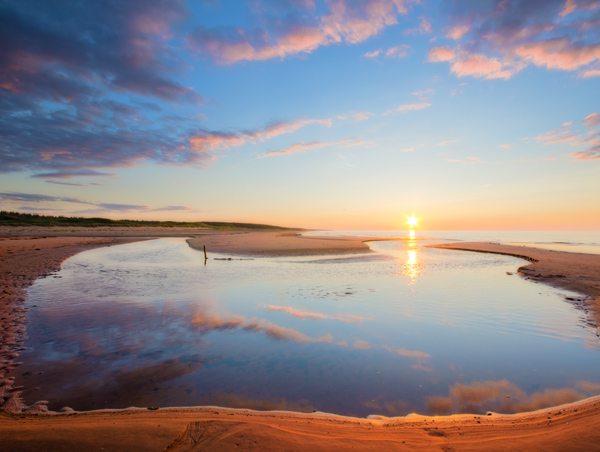 Stanhope Beach – PEI National Park