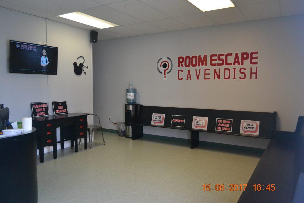 Room Escape Cavendish