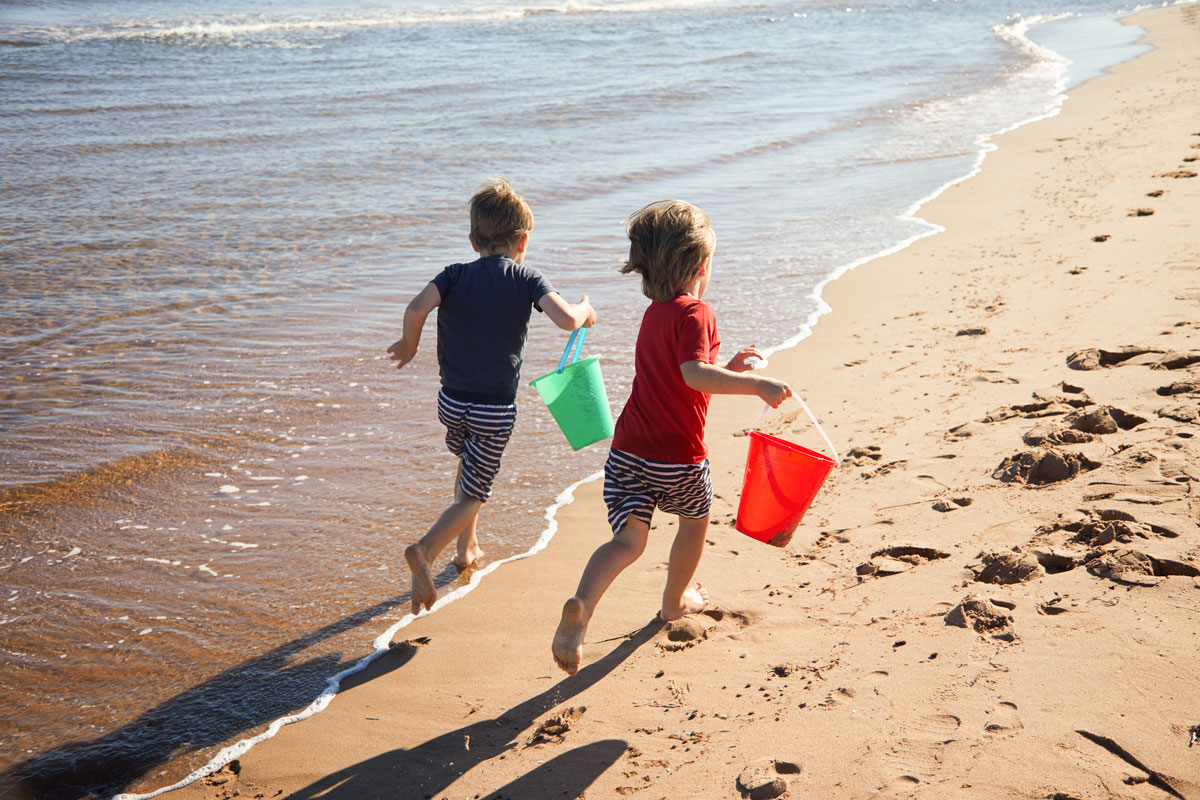 Cavendish Beach – PEI National Park